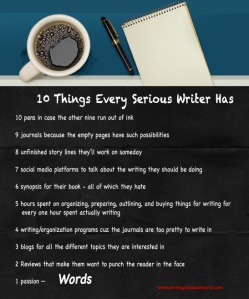 10-things-every-serious-author